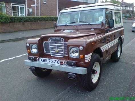 land rover brown russet brown or rowan brown defender forum lr4x4
