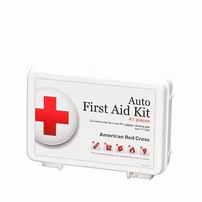 Aid Kit Cross American Supplies Redcross