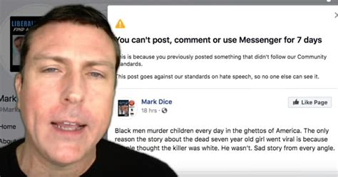 Welcome To 2019 Top Conservative Mark Dice Suspended From