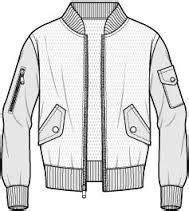 Resultado de imagen para bocetos chaquetas Bocetos de