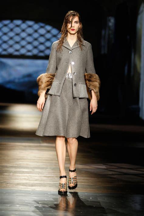 prada autumn winter  womens collection