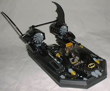 Lego Batman Boat Instructions by Oafe Lego Batman Batboat Review