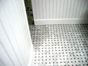 23 ideas and pictures of basketweave bathroom tile