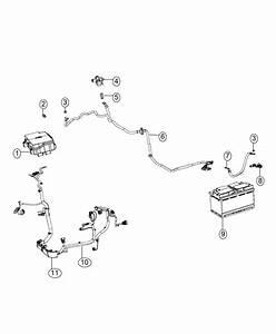 Jeep Grand Cherokee Wiring  Alternator Starter Power