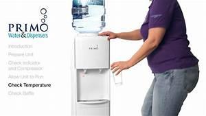 Polar Water Cooler Not Cooling