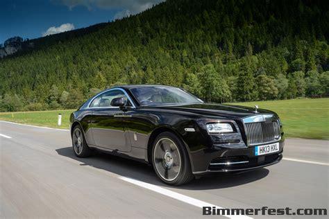 2018 Rolls Royce Wraith Bimmerfestcom