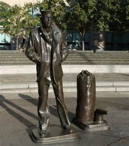 Lone Sailor Statue Navy Memorial Washington DC