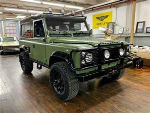 1970 Land Rover Defender 90  Moss Green With 0 Miles