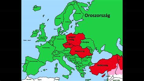 Európa Jövője 1. rész |HUN| - A Visegrádi Unió - YouTube
