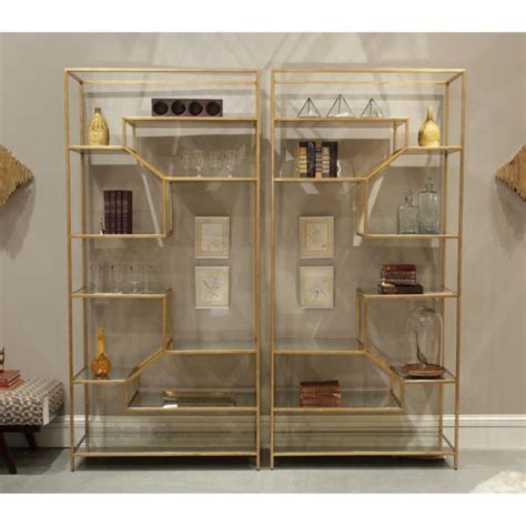 ainsley etagere modern furniture palette parlor