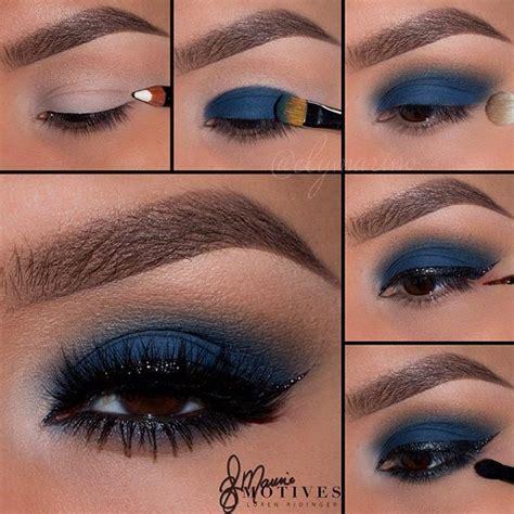 Как красиво накрасить карие глаза техника выполнения. Пошаговая инструкция по нанесению макияжа на глаза Makeup