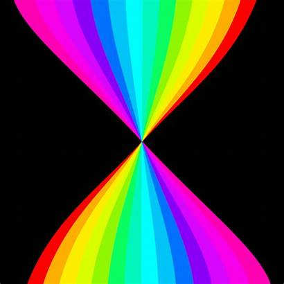 Colors Psychedelic Animated Giphy Gifs Colours Op