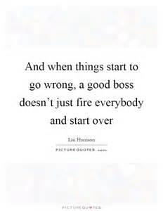 Good Boss Quotes and Sayings