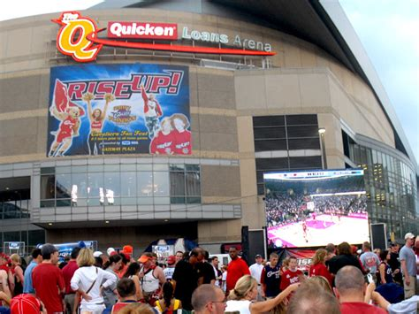 A Guide To Quicken Loans Arena « Cbs Cleveland