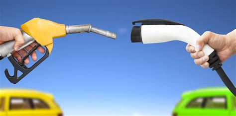 Electric And Gas Powered Cars by Number One Argument Against Electric Cars Is Now