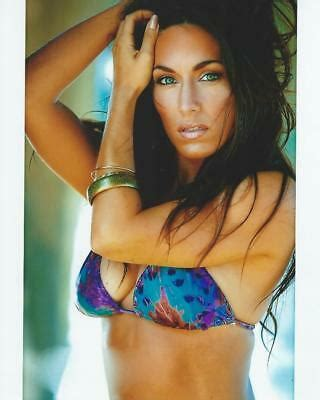 krystal tini  picture simply stunning photo gorgeous celebrity  ebay