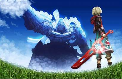Xenoblade Chronicles Wallpapers Trailer Xcitefun