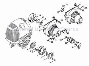 Stihl Fs 110 Parts Diagram