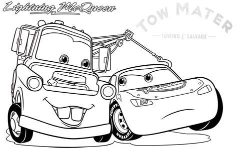 mi coleccion de dibujos cars  colorear