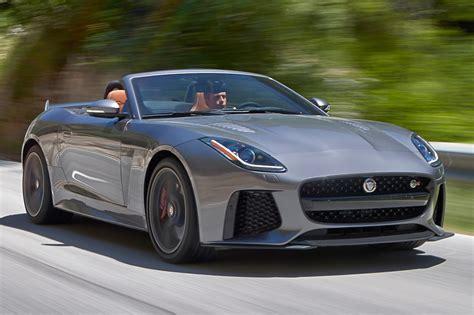 2017 Jaguar Ftype Convertible Pricing  For Sale Edmunds