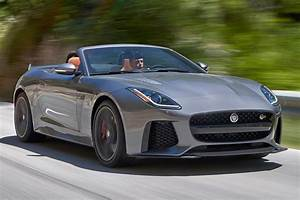Jaguar F Type Cabriolet : 2017 jaguar f type convertible pricing for sale edmunds ~ Medecine-chirurgie-esthetiques.com Avis de Voitures