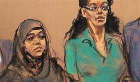 Two NYC women plead guilty to plan to build bomb for attack on U.S…