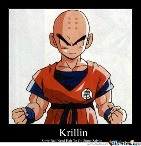 Krillin Meme - rmx krillin by recyclebin meme center