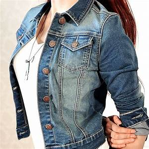 Crazy Look Denim Blazer for Girls u2013 Designers Outfits Collection
