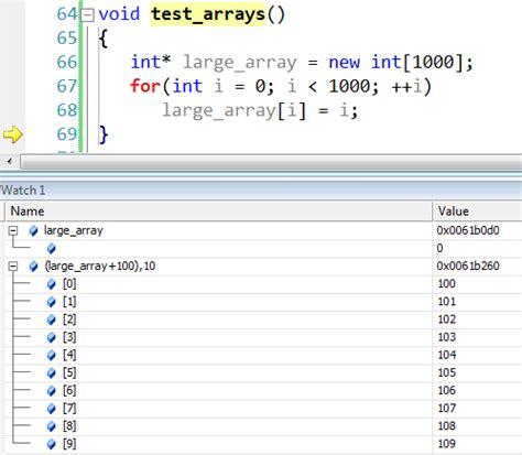 10 More Visual Studio Debugging Tips For Native Development Codeproject