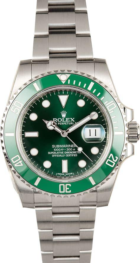 Rolex Submariner 116610V
