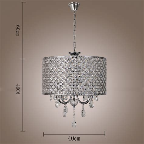 drum style chandelier modern ceiling light l