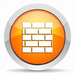 Firewall Icon  U2014 Stock Photo  U00a9 Alexwhite  14713847