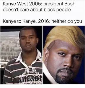 Kanye West 2005 President Bush Doesn't Care About Black ...
