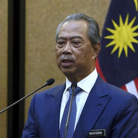 Prime minister muhyiddin yassin is under pressure not just from the country's opposition, but also from forces within his own party such as najib. As dust settles in Malaysia, Muhyiddin Yassin must work to ...