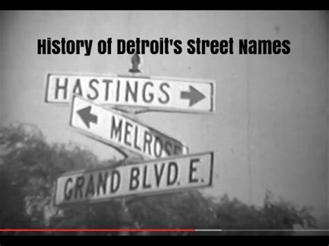 The History Of Detroit Street Names  Youtube. Stainless Steel Countertop Installation. Colorado Springs Dental Estudiar Por Internet. Neptune Society Spokane Wa Law Firms Miami Fl. Healthy Snacks For Kids Party. Best Business Phone And Internet Deals. Hackensack Auto Wreckers Donate Car Baltimore. Methodist College Omaha Tax Refund Loans 2013. Iphone Water Damage Policy Best Ira Provider