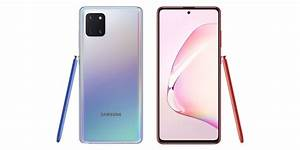 Samsung Galaxy Note10 Lite Is Now Official