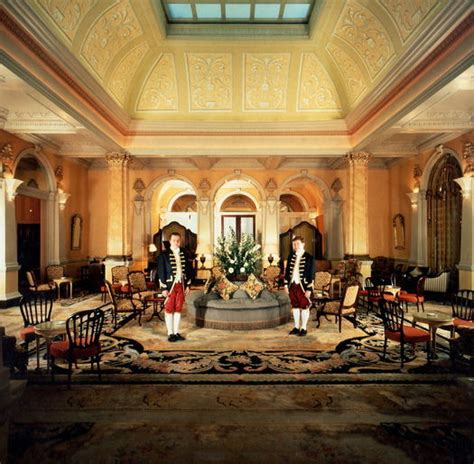 Foyer Claridges by Grisaille At Claridges Foyer Water Based Paints