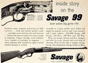 Classic Guns  The Revolutionary Savage Model 99