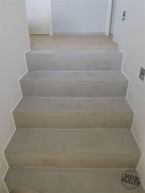 Treppe In Betonoptik by Savamea Fugenlose Betonoptik F 252 R Eine Treppe In