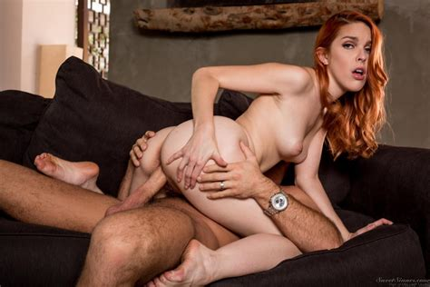 Amarna Miller Having Sex With Her Man On The Couch Photos