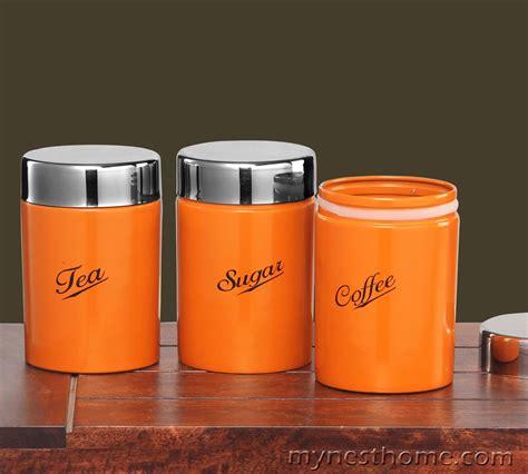 Orange Kitchen Accessories  Home Decor Pinterest