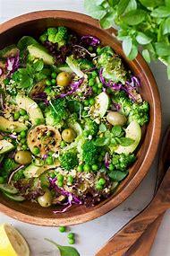 Superfood Vegan Salad Healthy