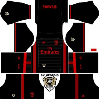 You can import it in your. Dream League Soccer Kits: Benfica 16/17 - DLS16 & FTS - By ...