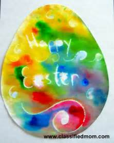 christmas deviled egg plate preschool crafts for kids rainbow wax resist easter egg