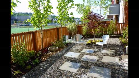 gravel garden designs youtube