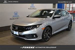 Honda Civic 2019 : 2019 new honda civic sedan sport cvt at honda of mentor serving cleveland euclid mentor oh ~ Medecine-chirurgie-esthetiques.com Avis de Voitures