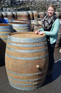 Weinfass Als Regentonne : 600l grosse regentonne aus weinfass ~ Frokenaadalensverden.com Haus und Dekorationen