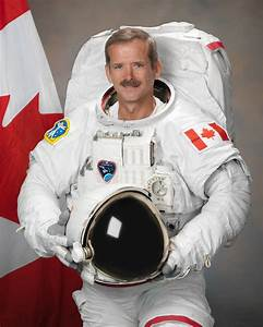 Chris Hadfield joins CBC News