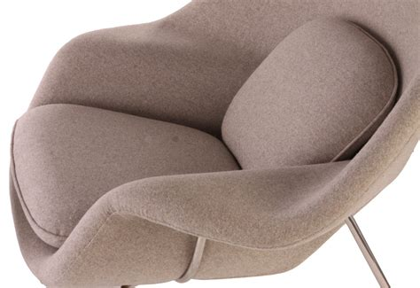 womb chair reproduction uk eero saarinen style womb chair and ottoman style