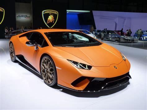 Lamborghini Huracan Performante  C'est écrit Dessus En
